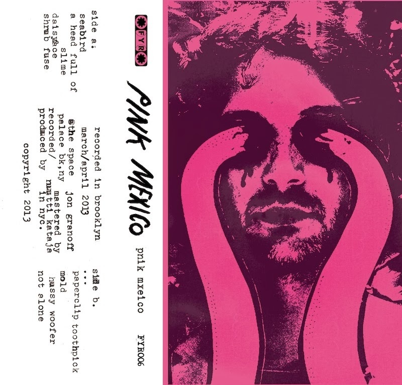 Pink Mexico - Pnik Mxeico