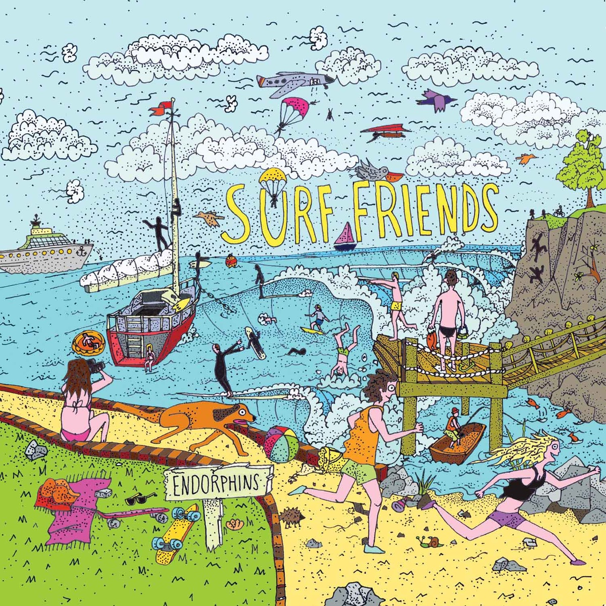Surf Friends - Endorphines