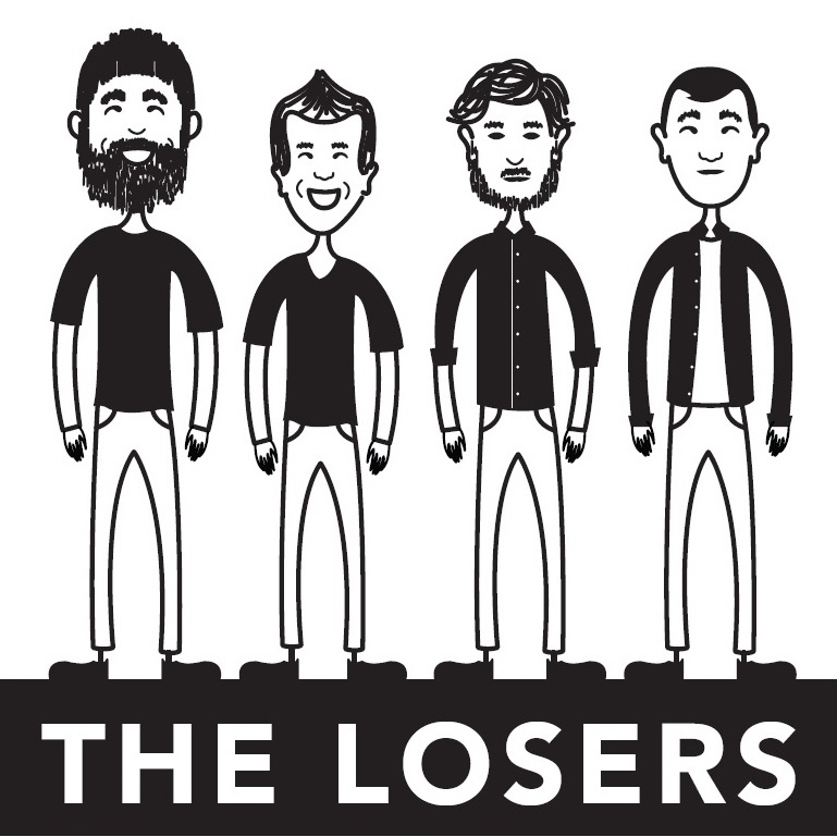 The Losers - The Losers EP