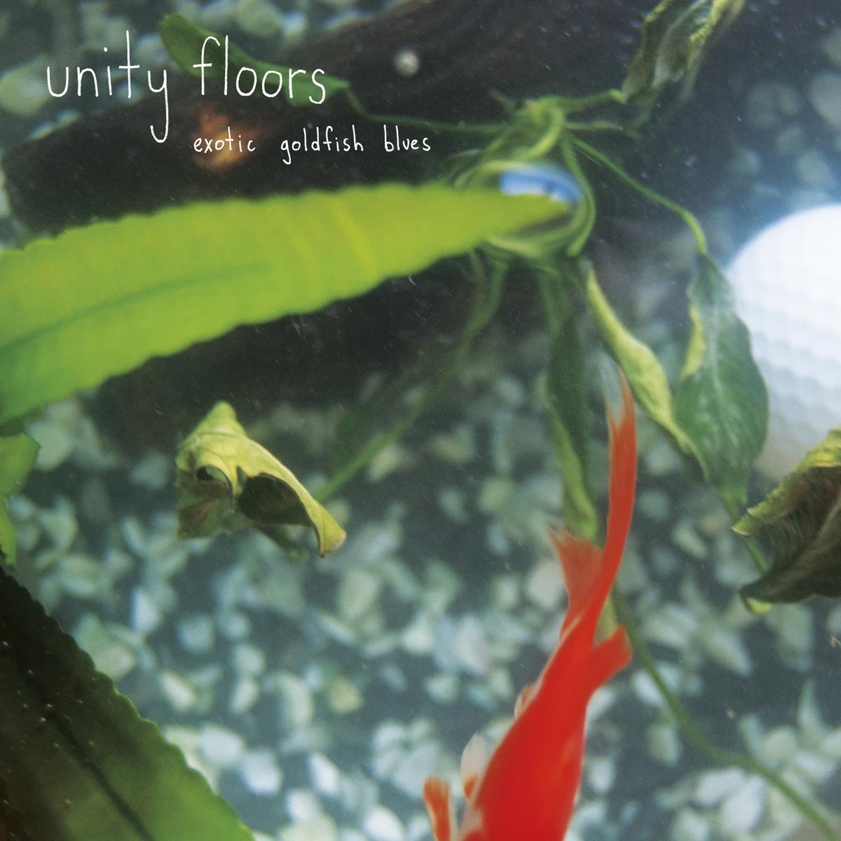 Unity Floors - Exotic Goldfish Blues