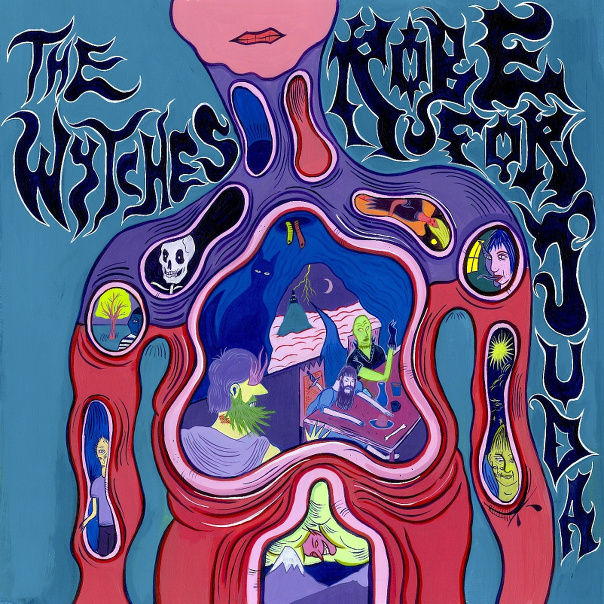 """The Wytches - Robe For Juda 7"""""""