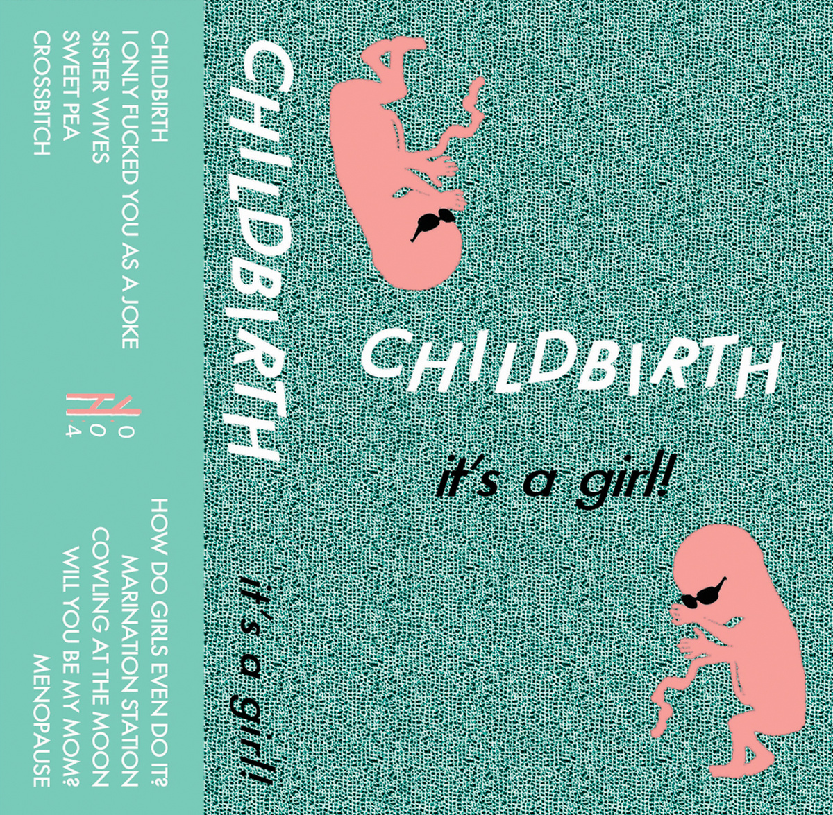 Childbirth - It's a Girl!