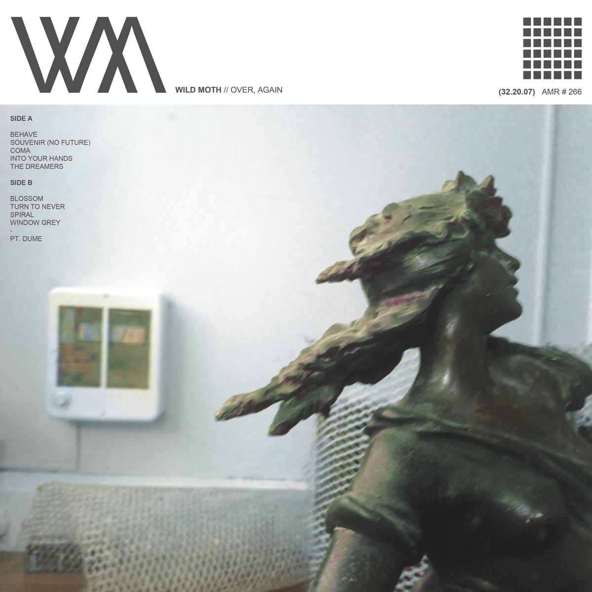 Wild Moth - Over, Again