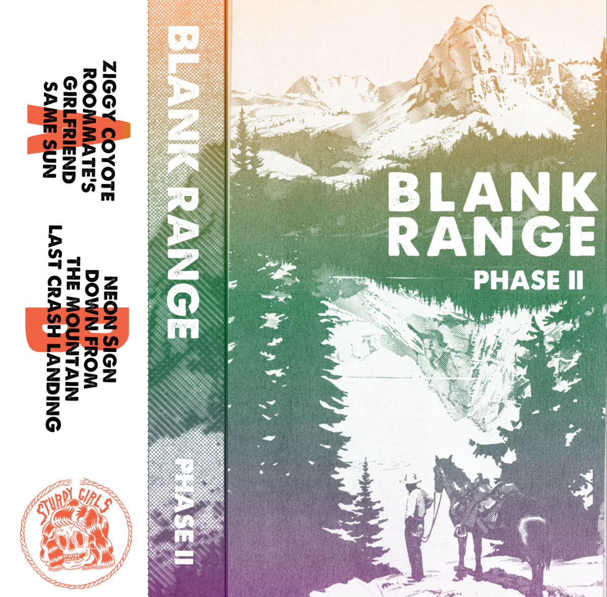 Blank Range