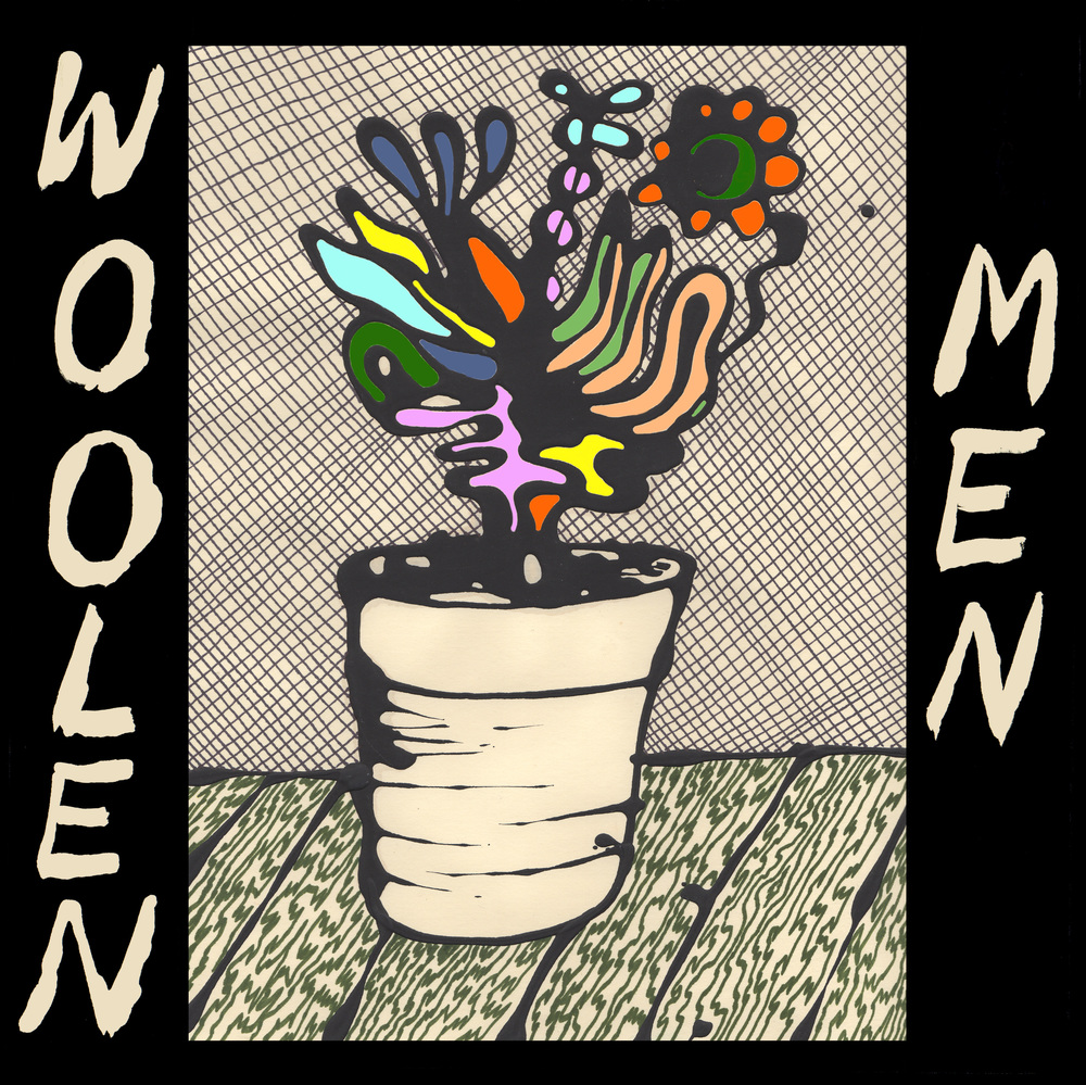 Woolen Men - Quick Trips EP