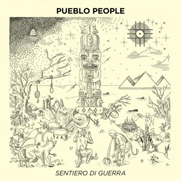 Pueblo People - Sentiero di Guerra