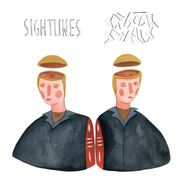 Crystal Swells & Sightlines - Split 7""