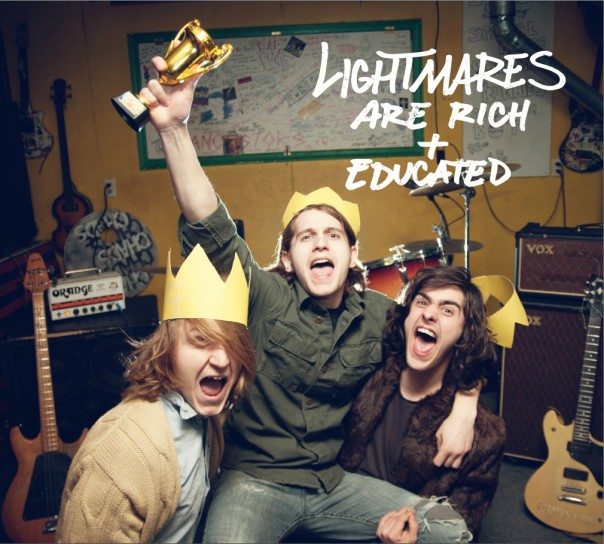 Lightmares - Lightmares are Rich & Educated