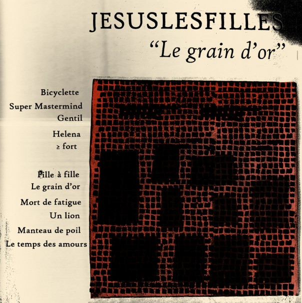 Jesuslesfilles - Le grain d'or
