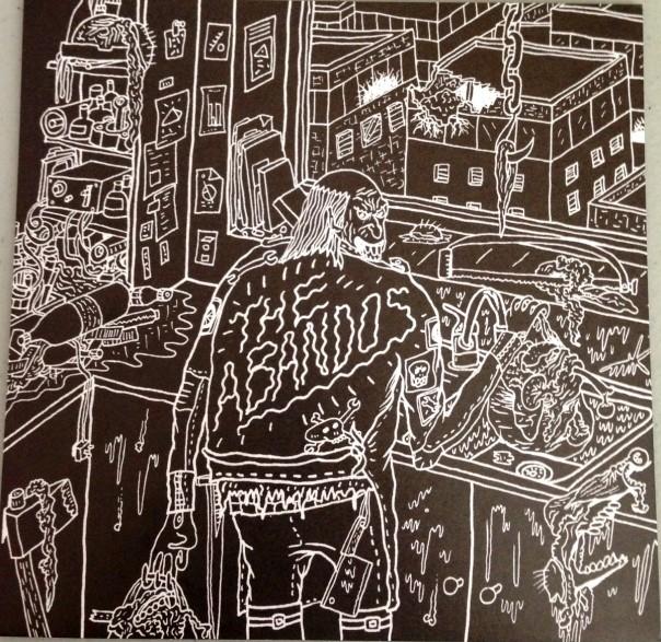 "The Abandos - The Abandos 7""s"