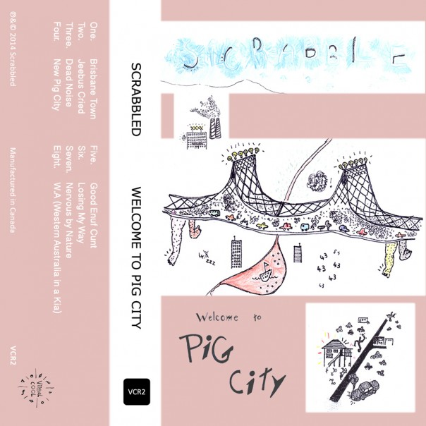 Scrabbled - Welcome To Pig City