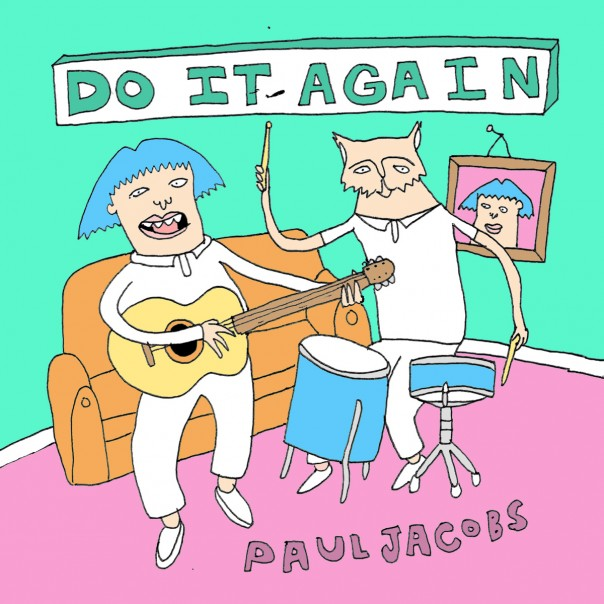 Paul Jacobs - Do It Again