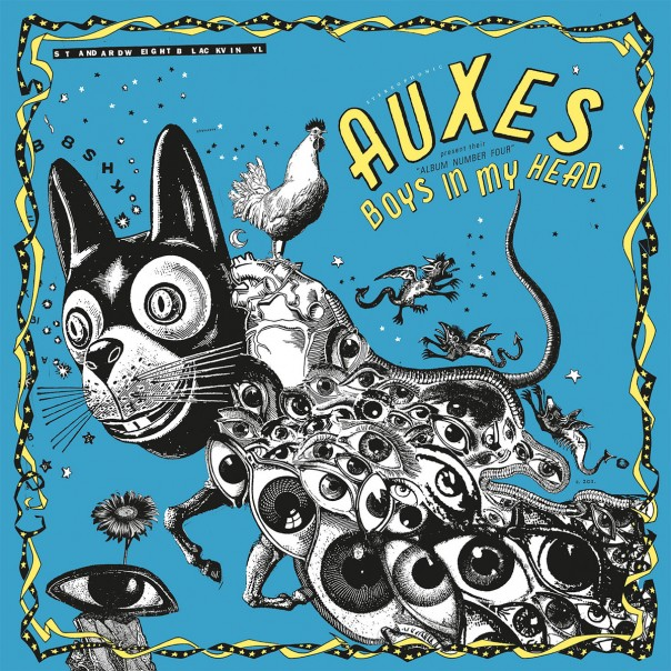 Auxes - Boys In My Head