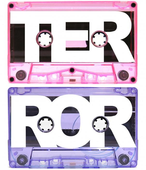 Terrorista - Pink Tape / Purple Tape