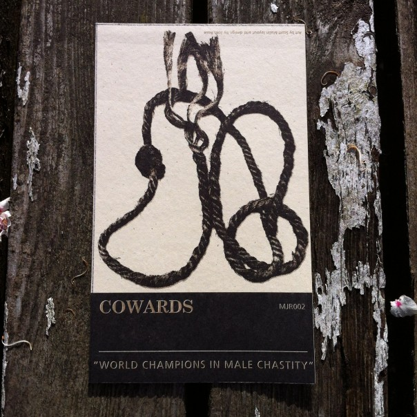 Cowards - World Champions in Male Chastity