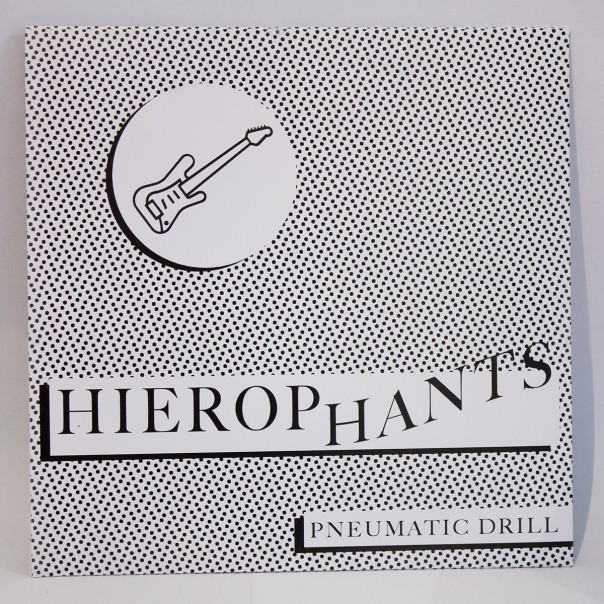 Hierophants - Pneumatic Drill