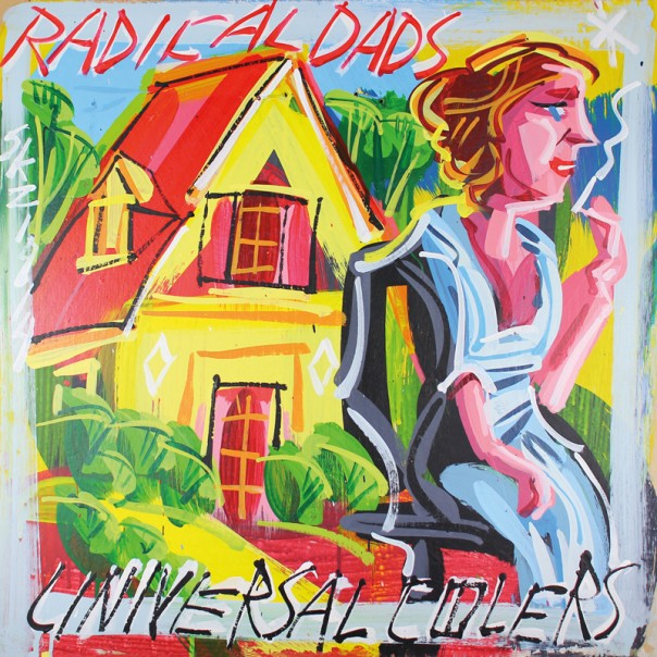 Radical Dads - Universal Coolers
