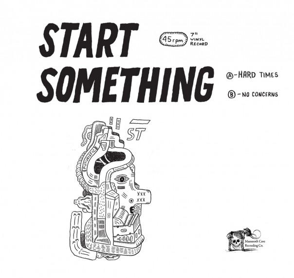 Start Something - Start Something 7""