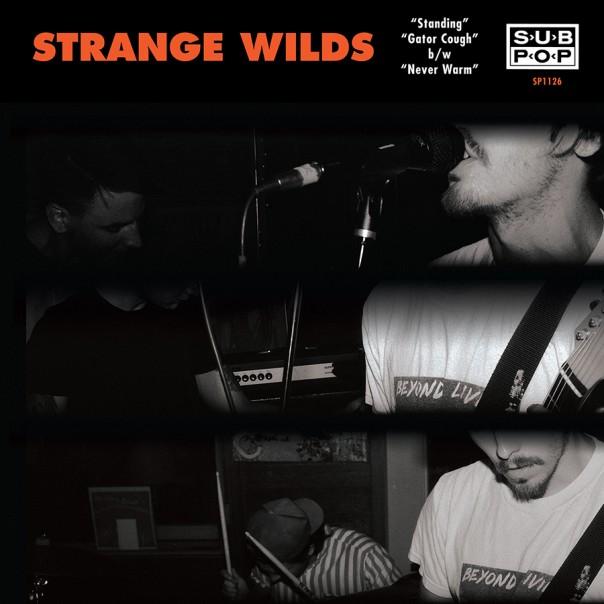 "Strange Wilds - Standing 7"""