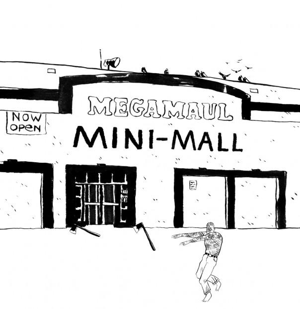MegaMaul - Mini-Mall