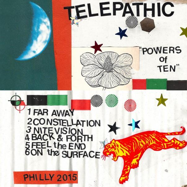 Telepathic - Powers Of Ten