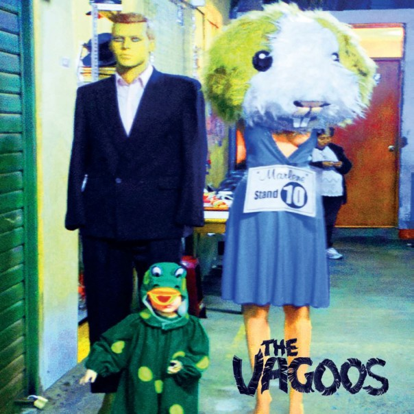 The Vagoos - The Vagoos