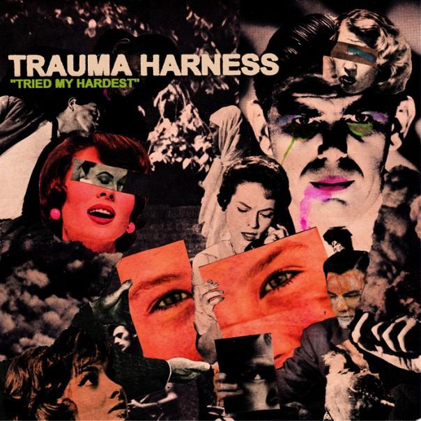 Trauma Harness - Tried My Hardest