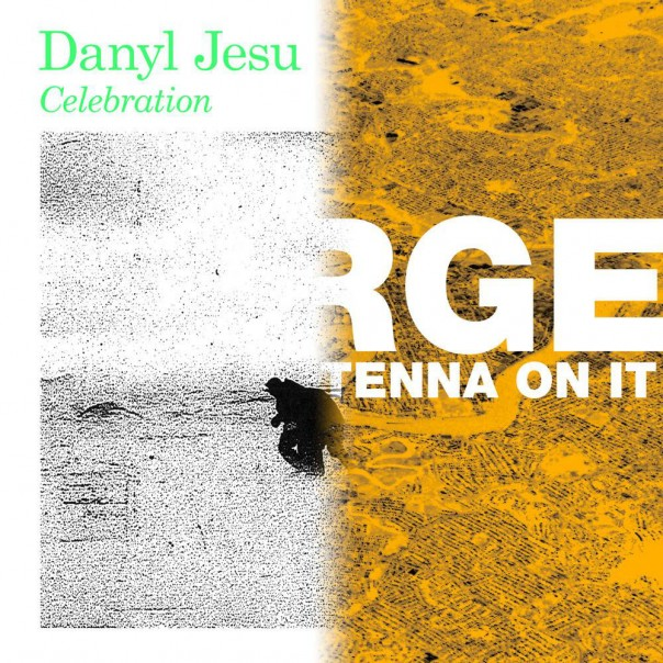 """Danly Jesu & Barge With An Antenna On It - Split 12"""""""