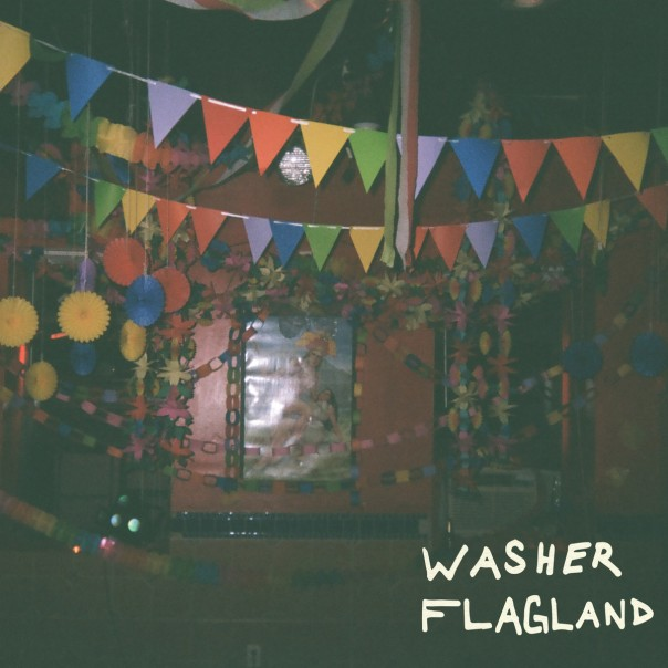 Flagland & Washer - Split 7""