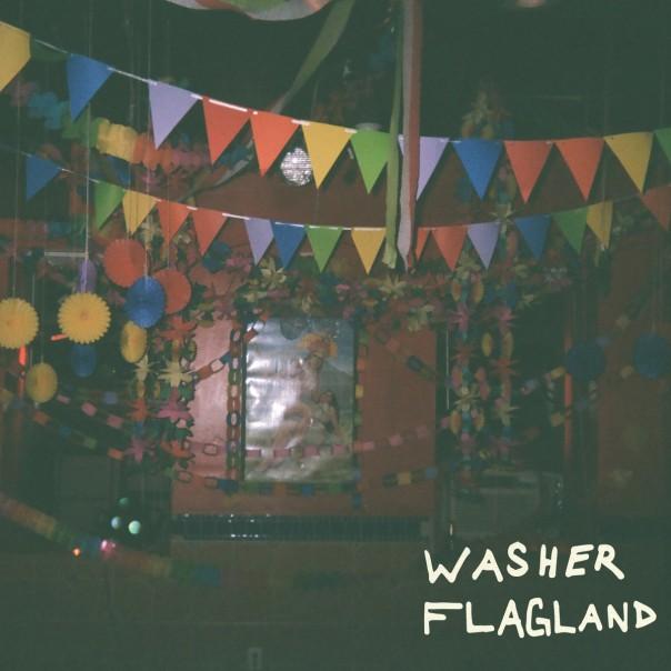 "Flagland & Washer - Split 7"""