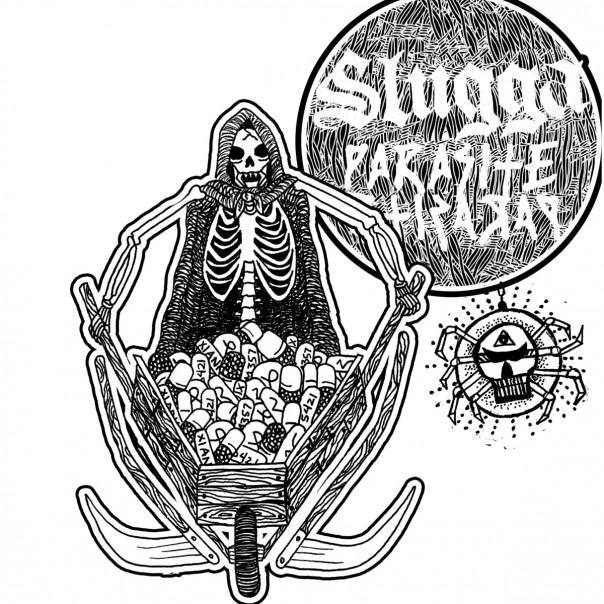 "Slugga - Parasite 7"""