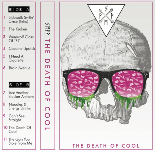 Surfin' Mutants Pizza Party - The Death Of Cool