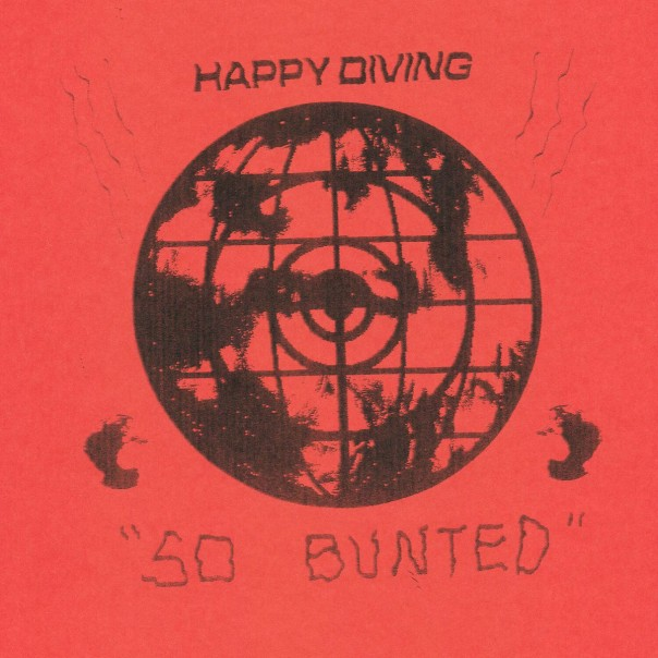 "Happy Diving - So Bunted 7"""