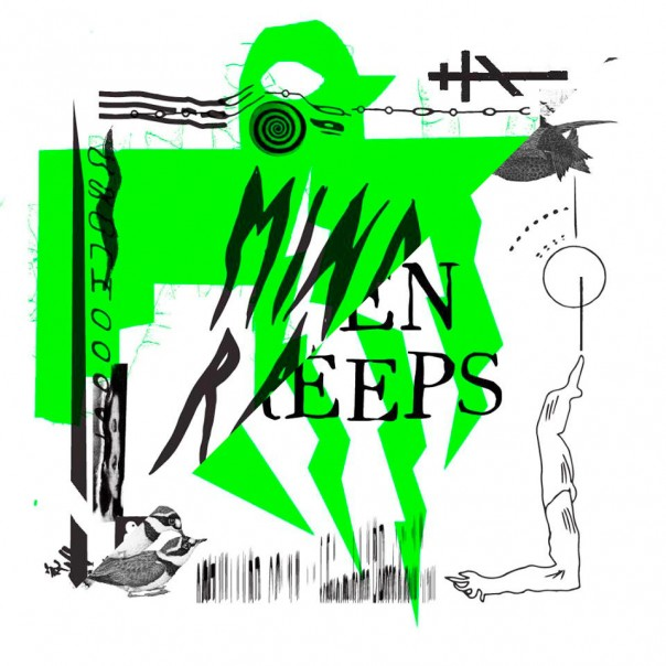 Mind Rays & Teen Creeps - Split 7""