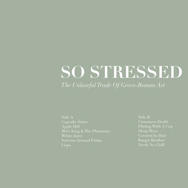 So Stressed - The Unlawful Trade Of Greco​-​Roman Art