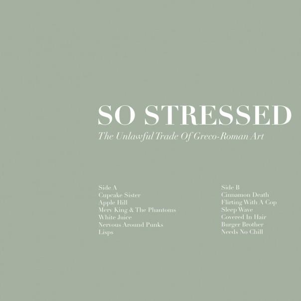 So Stressed - The Unlawful Trade Of Greco-Roman Art