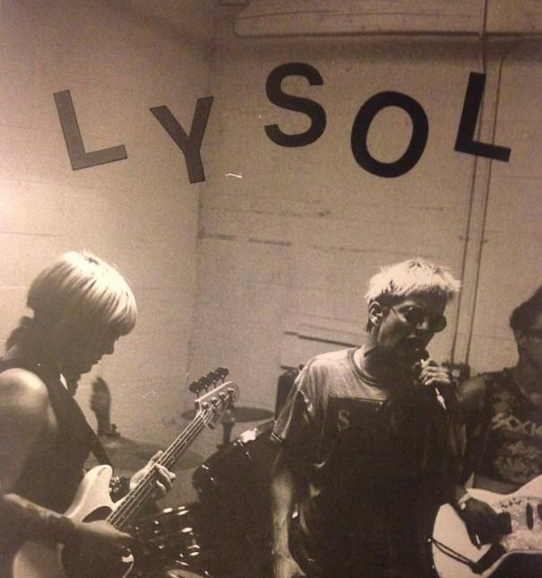 Lysol - Demo