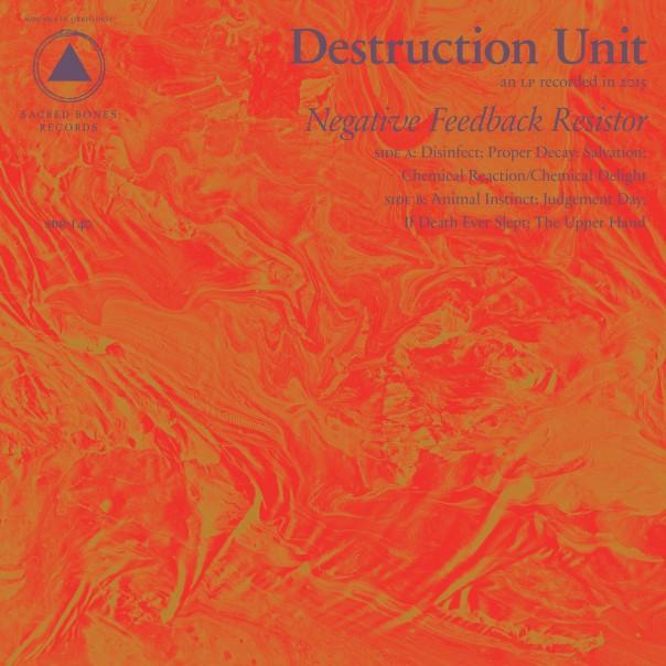 Destruction Unit - Negative Feedback Resistor