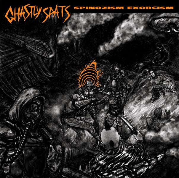 Ghastly Spats - Spinozism Exorcism