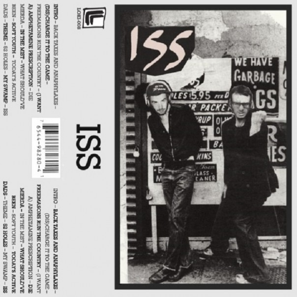 ISS - ISS