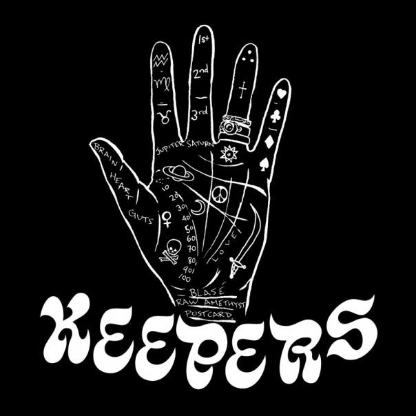 "Keepers - Blase 7"""