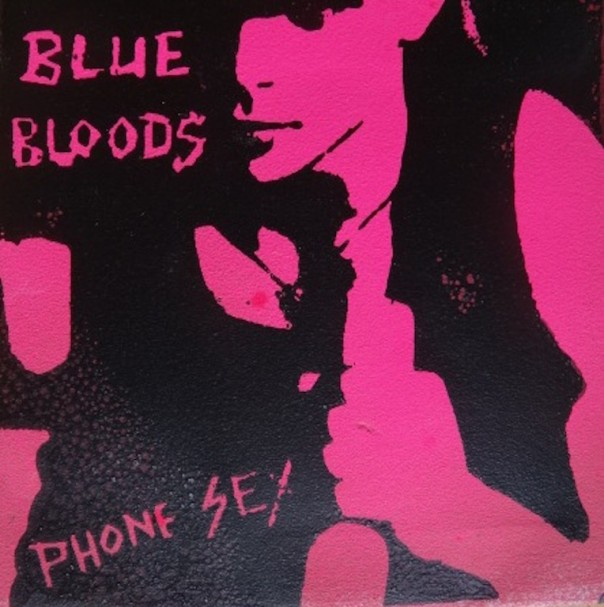 The Blue Bloods - Phone Sex