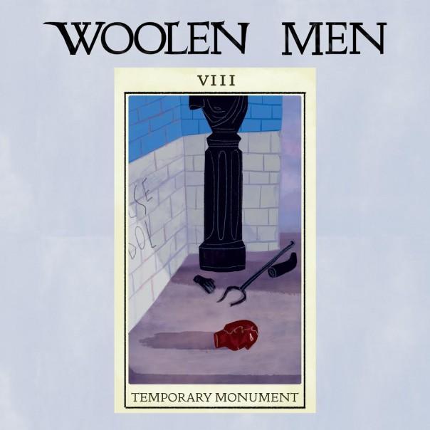 Woolen Men - Temporary Monument