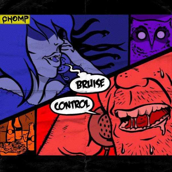 Chomp - Bruise Control