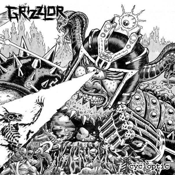 "Grizzlor - Cycloptic 7"""