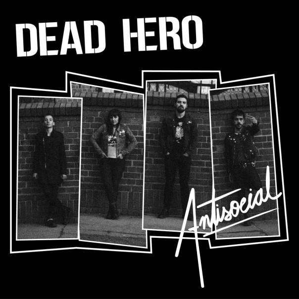 """Dead Hero - Antisocial 7"""""""