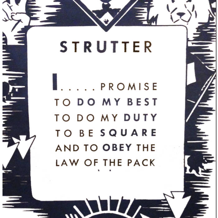 Strutter - Demo 2015