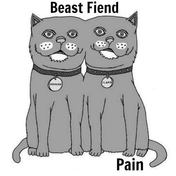Beast Fiend - Pain