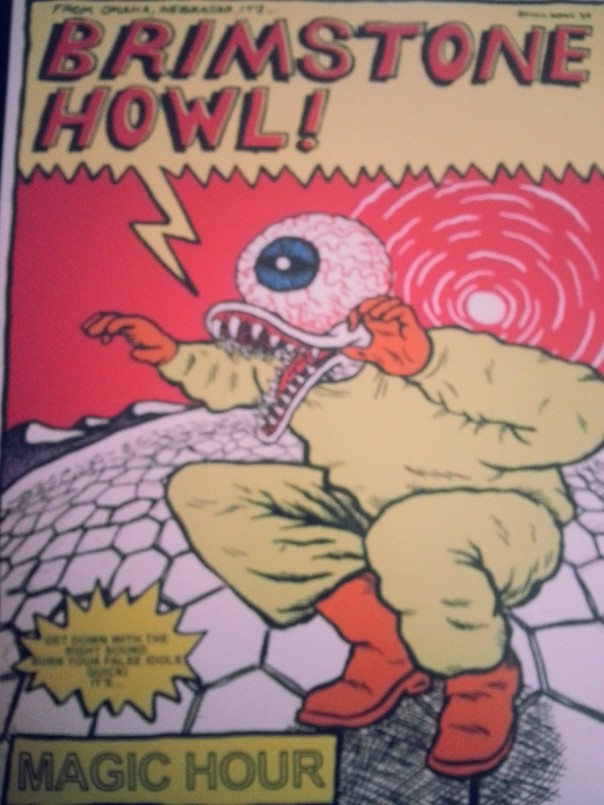 Brimstone Howl - Magic Hour
