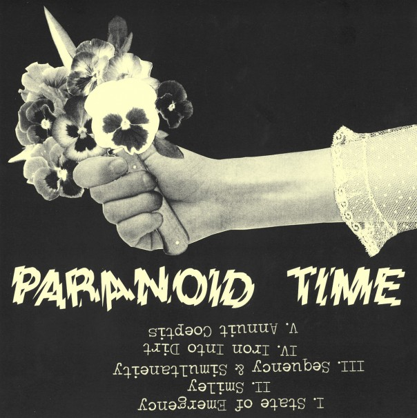 Paranoid Time - Demo 2016